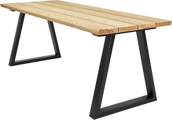 Plankebord ask/valnød