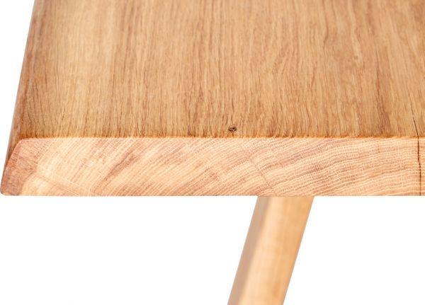 Plankebord egetræ