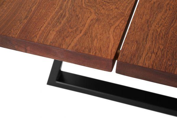 Plankebord mahogni