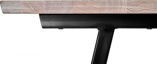 Lyst egetræsbord