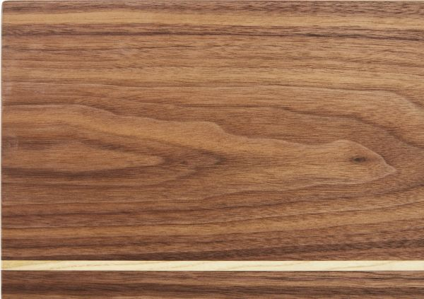 Plankebord valnød/ask